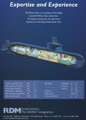 Do conventional submarines need diesels in the future